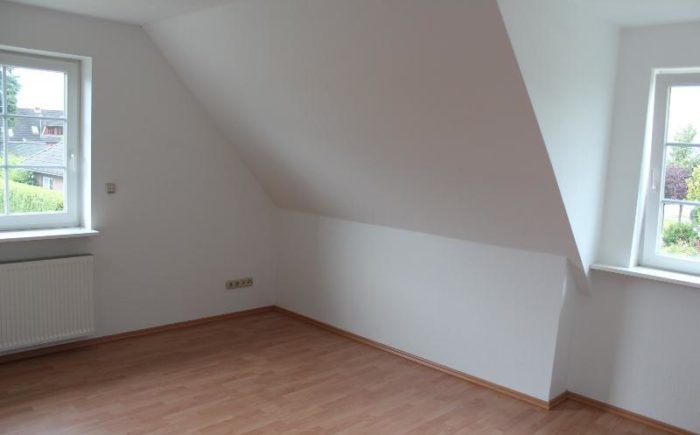 Zimmer 1 im Dachgeschoss