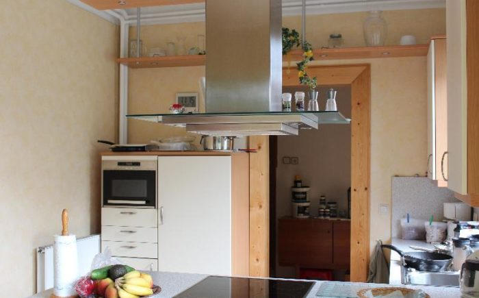 Küche, Erdgeschoss