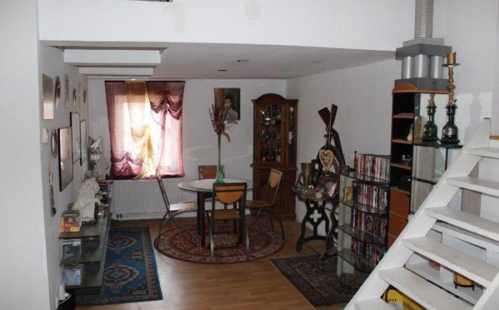 Essecke/Wohnzimmer DG